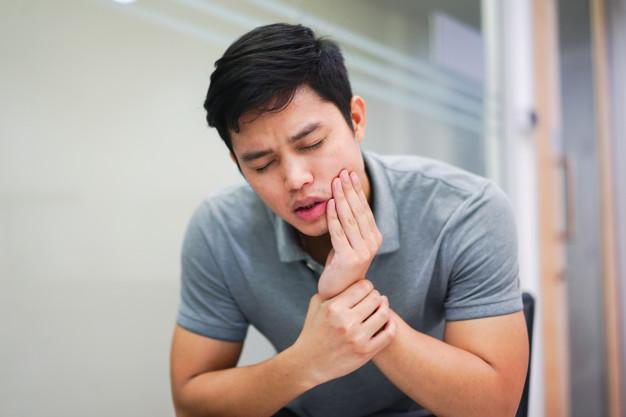 Aliviar a dor de dente