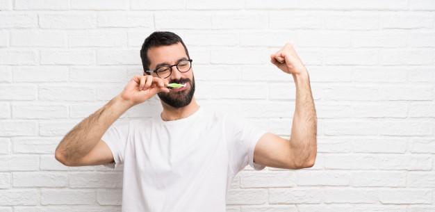Cuidar da saúde bucal